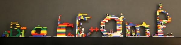 Lego Hacking at BarCamp